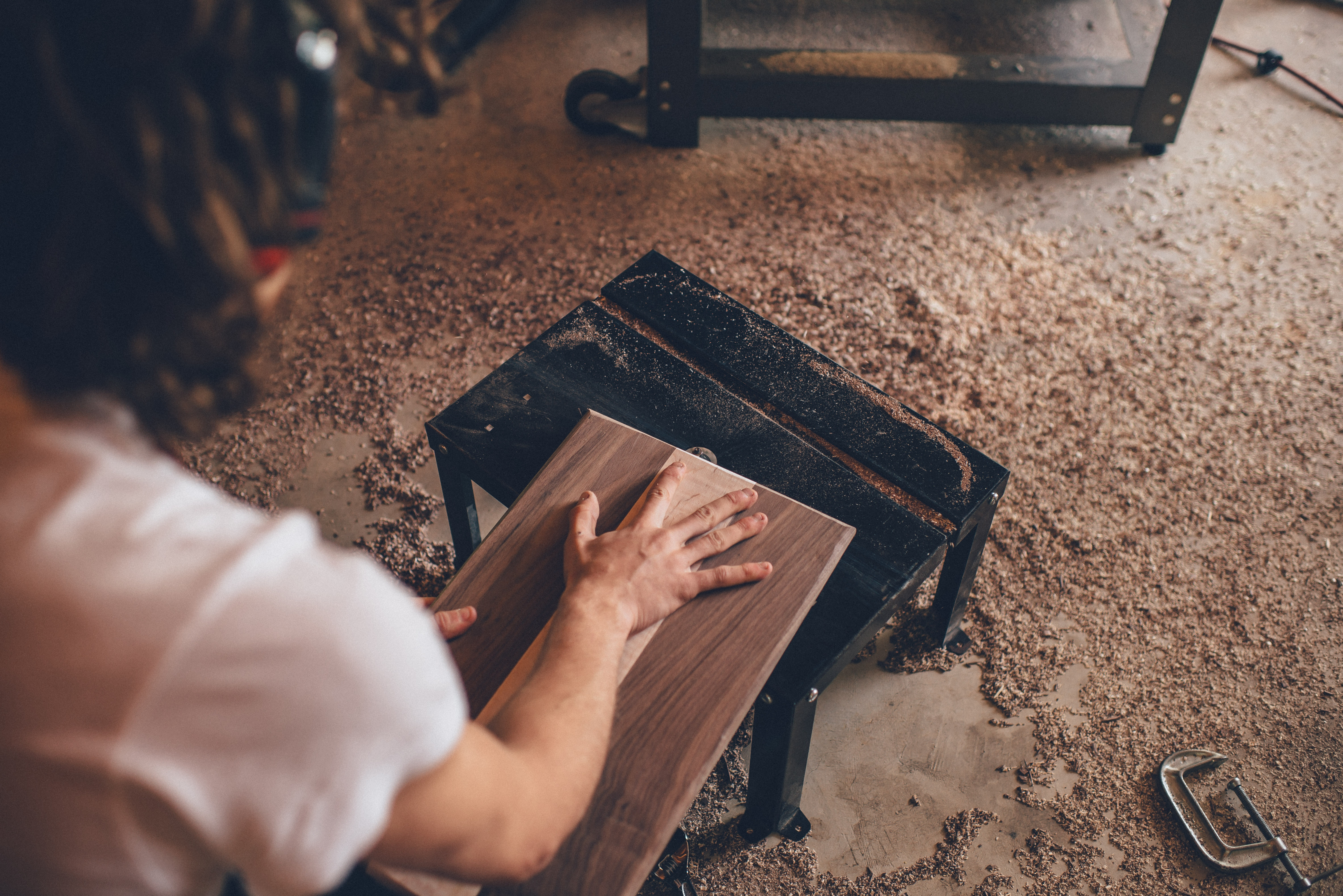 A Story About a Carpenter …