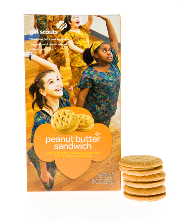 Were you a Girl Scout?