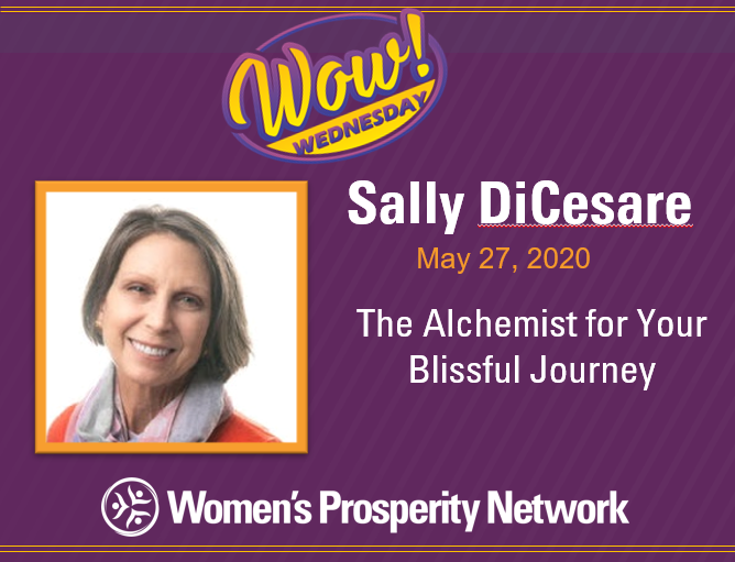 The Alchemist for Your Blissful Journey with Sally DiCesare