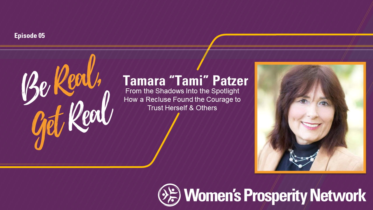 From the Shadows Into the Spotlight with Tamara Patzer