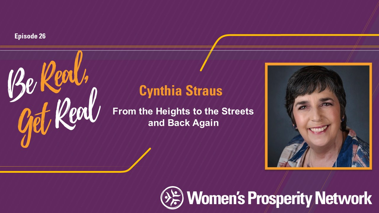 From the Heights to the Streets and Back Again with Cynthia Straus