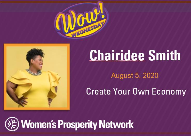Create Your Own Economy
