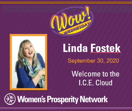 Welcome to the I.C.E. Cloud with Linda Fostek