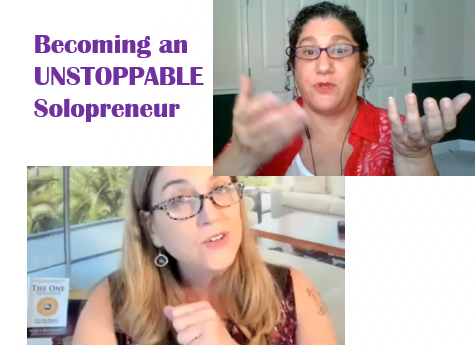 Becoming an Unstoppable Solopreneur with Kathryn Yarborough