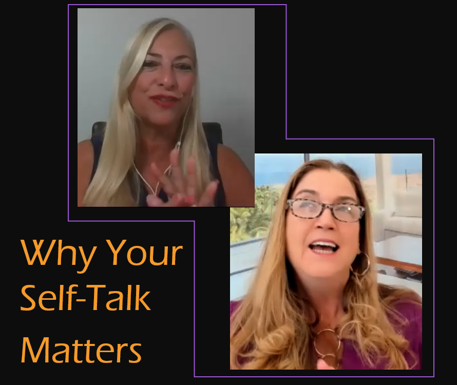 Why Your Self-Talk Matters with Aileen Castellanos