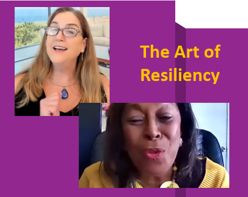 The Art of Resiliency with Dr. Joy Vaughan