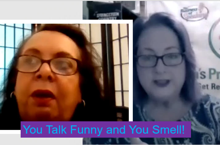 You Talk Funny and You Smell! with Raksha Joshi