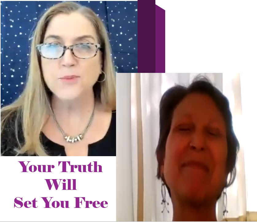 Your Truth Will Set You Free with Sally DiCesare